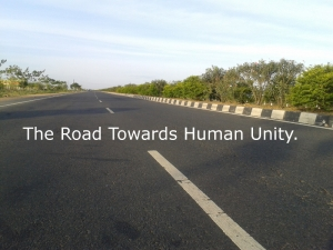 The Road To Human Unity