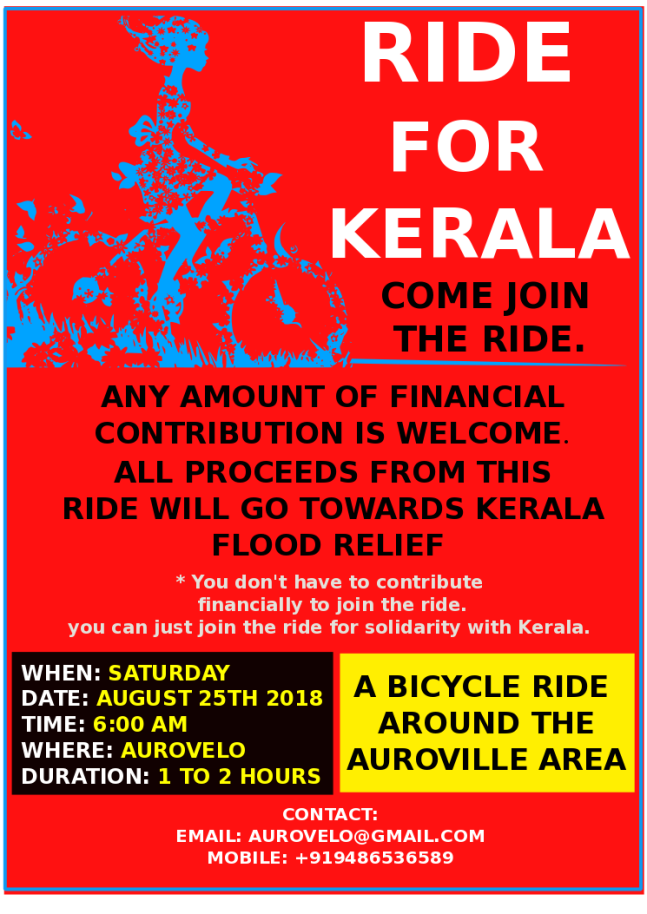 RIDE FOR KERALA